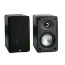 RBH MC-4C Bookshelf Speakers; MC4-C; Black Pair (New Old Stock)