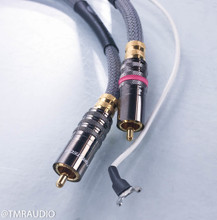 Wywires Silver Series Phono Cable; 5ft Interconnect; Furutech Terminations