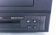California Audio Labs (CAL) Delta CD Transport; Remote