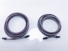 Acrotec 6N-A2010 RCA Cables; 3.6m Pair Interconnects; Vampire Wire Terminations