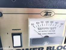 Tice Power Block Power Conditioner; Titan Energy Storage System; Vintage