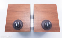 B&W DM17 Limited Bookshelf Speakers; Walnut Pair