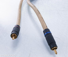 MIT MI-330 Audio Interface RCA Cables; 1m Pair Interconnects