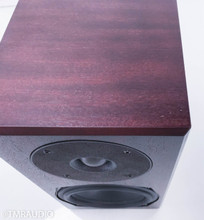 Totem Mite Bookshelf Speaker; Rosewood Pair
