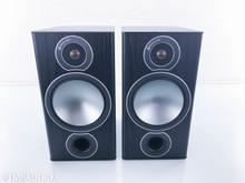 Monitor Audio Bronze 2 Bookshelf Speakers; Black Oak Pair