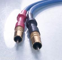 Cardas Quadlink 5-C RCA Cables; 1m Pair Interconnects