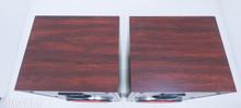 Cerwin Vega RE30 Floorstanding Speakers; Walnut Pair w/ Stands