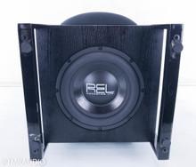 """REL T3 8"""" Powered Subwoofer; Black"""