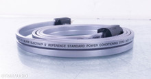 Wireworld Silver Electra 5.2 Power Cable; 2m AC Cord; 5 Squared