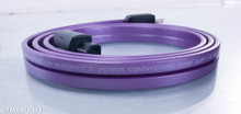 Wireworld Aurora 5.2 Power Cable; 2m AC Cord; 5 Squared (2/2)