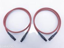 Cardas Cross XLR Cables; 1.5m Pair Balanced Interconnects