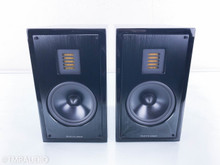 Martin Logan Motion LX16 Bookshelf Speakers; Piano Black Pair