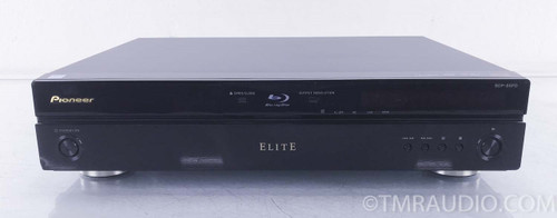 Pioneer BDP-95FD Blu-Ray Disc Player (NO REMOTE)