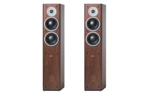 Dynaudio Focus 400XD Wireless Speakers; Walnut w/ Connect (NEW)
