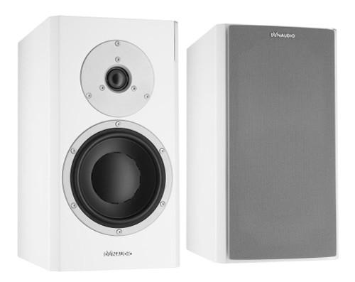 Dynaudio Focus 200XD Wireless Speakers; Satin White w/ Connect (NEW)