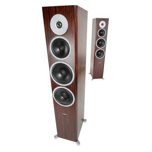 Dynaudio Focus 600XD Wireless Speakers; Walnut w/ Connect (NEW)