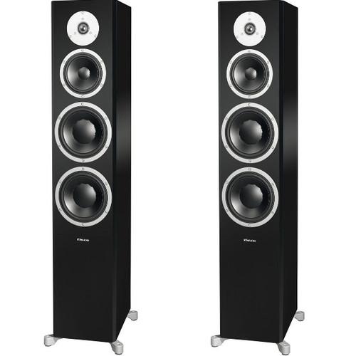 Dynaudio Focus 600XD Wireless Speakers; Satin Black w/ Connect (open box)