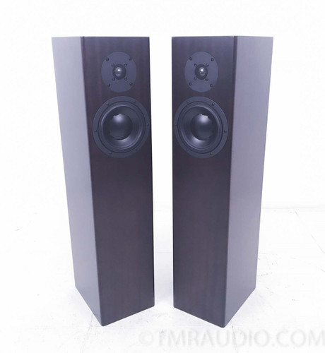 Totem Forest Floorstanding Speakers; Mahogany Pair