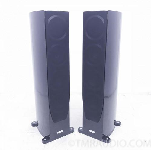 Tannoy Precision 6.4 Floorstanding Speakers; High Gloss Walnut Pair