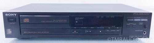 Sony CDP-670 CD Player; CDP670