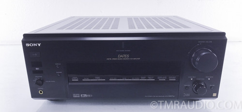 Sony STR-DA7ES 7 Channel Home Theater Receiver; STRDA7ES