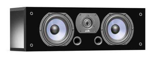 Polk Audio LSiC Center Channel Speaker; Black (New)