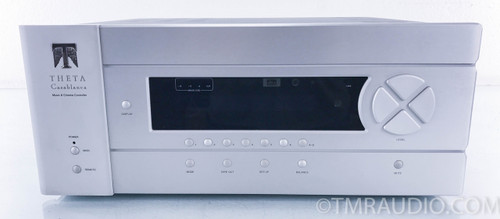 Theta Digital Casablanca II Surround Sound Processor; Superior DACs