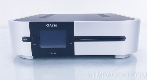 Classe CDP-102 CD DVD-A Player; Remote
