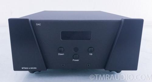 Wyred 4 Sound DAC-2 DSDse DAC; D/A Converter; Black; DAC2 DSDse; W4S Product SKU: 3526R