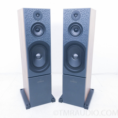 Linn Keltik Floorstanding Speakers; Cherry Pair