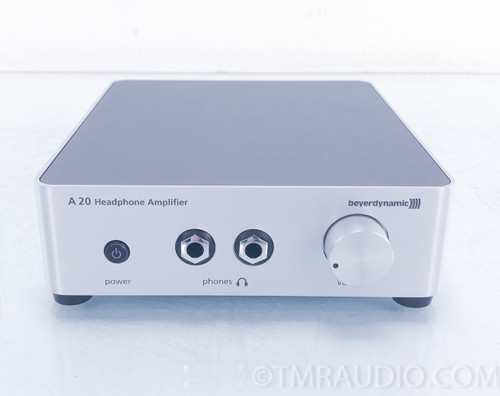Beyerdynamic A 20 Headphone Amplifier; A20