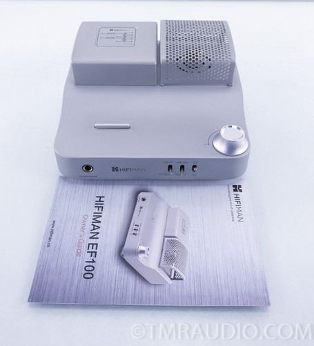 HiFiMan EF100 Hybrid Integrated Amplifier; Headphone Amplifier; AS-IS (no usb)