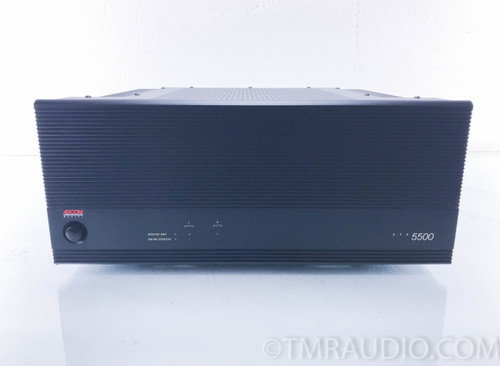 Adcom GFA-5500 Stereo Power Amplifier 1