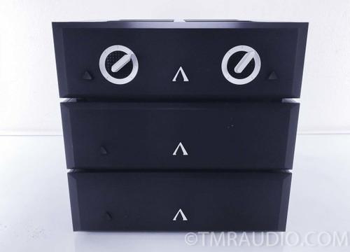 Aesthetix Io Eclipse Tube Phono Stage; Dual Power Supplies; Volume