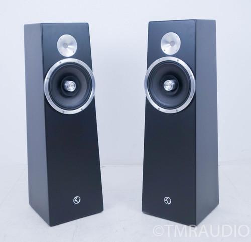 Zu Audio Soul Superfly Floorstanding Speakers; Black Pair