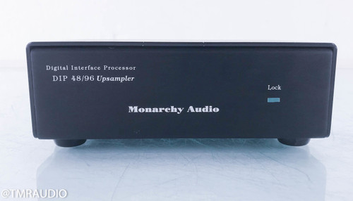 Monarchy Audio DIP 48/96 Upsampler (AS-IS / no output)