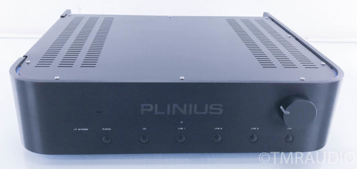 Plinius Hautonga Integrated Stereo Amplifier; Remote