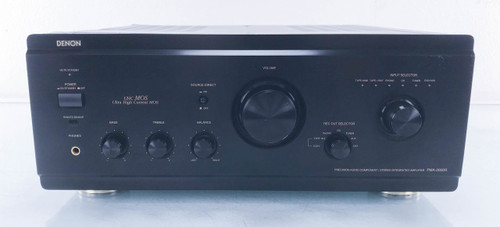 Denon PMA-2000R Stereo Integrated Amplifier; Remote