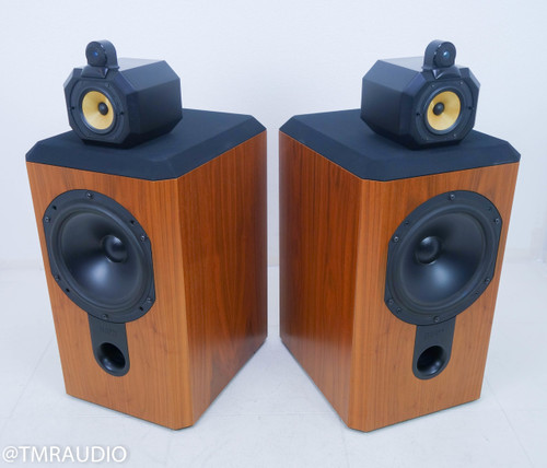 B&W 801 Series 3 Floorstanding Speakers; Beautiful Walnut Pair