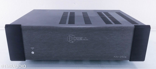 Krell KAV-250a Stereo Power Amplifier (2/2)