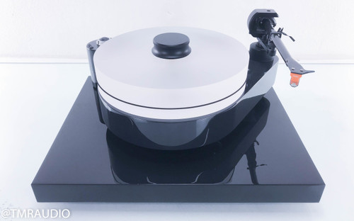 Pro-Ject RPM 10.1 Evolution Turntable; Ortofon Quintet Bronze MC Cart