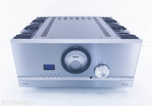Pass Labs INT-250; Stereo Integrated Amplifier