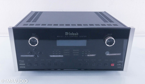 McIntosh MX121 7.1 Channel Home Theater Processor; MX-121