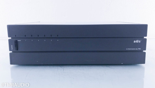 ADS PH6 6 Channel Power Amplifier; A/D/S