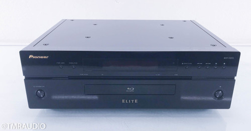 Pioneer BDP-09FD Blu-Ray Player; Remote