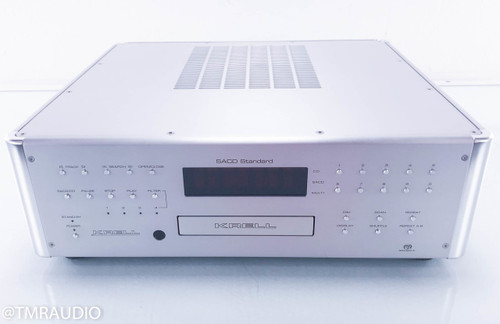 Krell SACD Standard SACD / CD Player; Remote