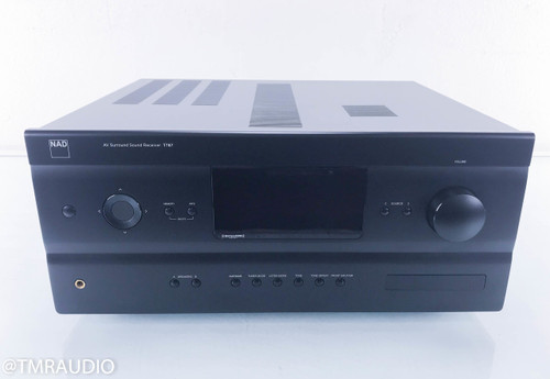 NAD T787 Home Theater Surround Receiver; T-787
