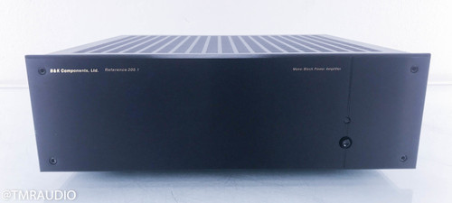 B&K Reference 200.1 Mono Power Amplifier