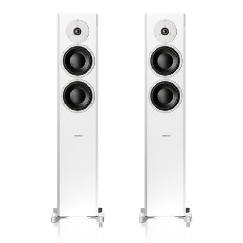 Dynaudio Focus 400XD Wireless Speakers; Satin White w/ Connect (NEW)