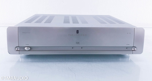 Parasound A23 Stereo Power Amplifier; A-23 (2/2)